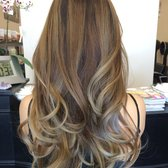Ash Brown Hair With Wheat Highlights