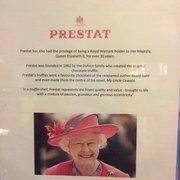 Prestat, London