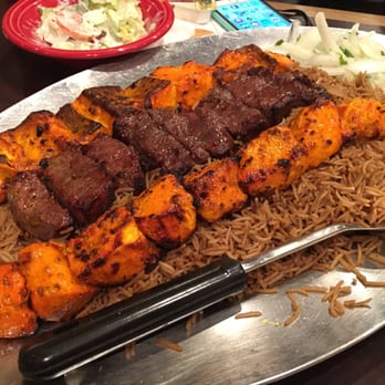Kabul kabab house 150 photos afghan restaurants for Afghan cuisine menu