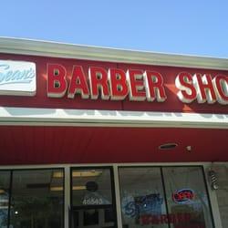 Shop - Seans Barber Shop Store Front, Warm Springs Plaza, Fremont ...