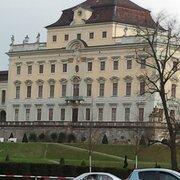 Das Residenzschloss, Ludwigsburg, Baden-Württemberg