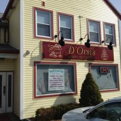 D'orsi's Bakery & Delicatessen - Italian pastries to the max! - Peabody, MA, Vereinigte Staaten