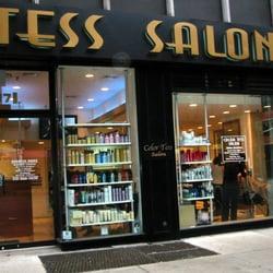 Color tess hair salon closed for 65th street salon