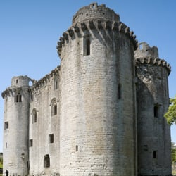 English Heritage: Nunney Castle, Frome, Somerset