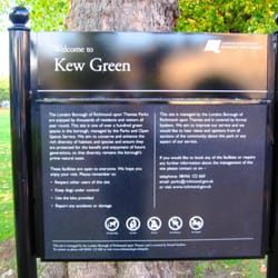 Kew Green, London