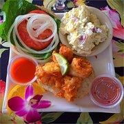 "Marker 8.5 - Goodland, FL, États-Unis. Shrimp ""poor"" boy"