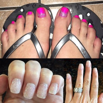 Hollywood Spa Nails Fort Worth Tx