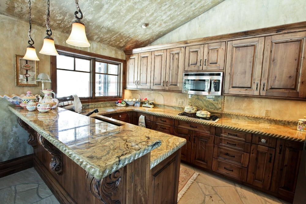 Places To Buy Granite Countertops Near Me : ... Center - Denver, CO, United States. 6cm Rope edge, Granite countertop