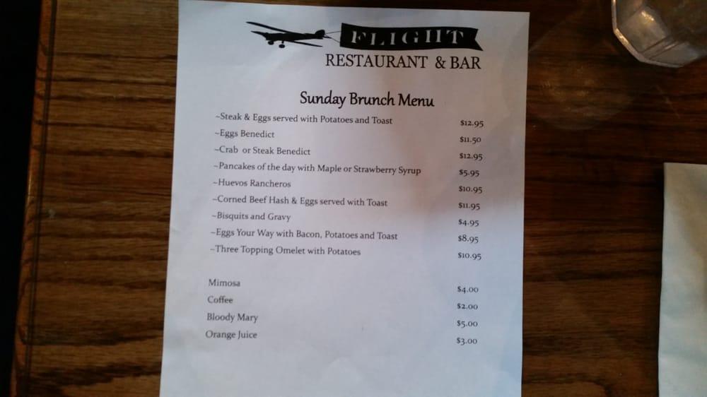 Minden (LA) United States  city photos : Flight Restaurant and Bar Minden, NV, United States. Sunday Brunch ...