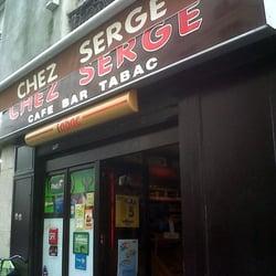 Chez Serge, Paris