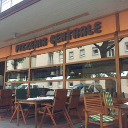 Pizzeria Centrale, Karlsruhe, Baden-Württemberg