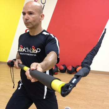 hook up personal trainer