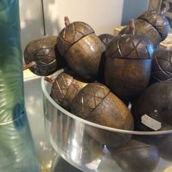 Platypus - Chester Township, NJ, États-Unis. Cute decorative wooden acorns down to $1.49 each!