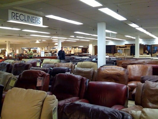 Macy's Mission Road Furniture Outlet