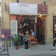L'Epice and Love, Avignon, Vaucluse, France
