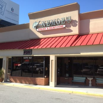 Nemoe s tavern grill seafood restaurants norcross for Atlanta fish house and grill