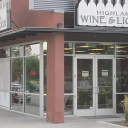 Highlands Wine And Liquor logo