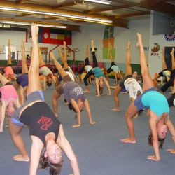 Paramount Tumbling Acrogymnastics Gymnastics West