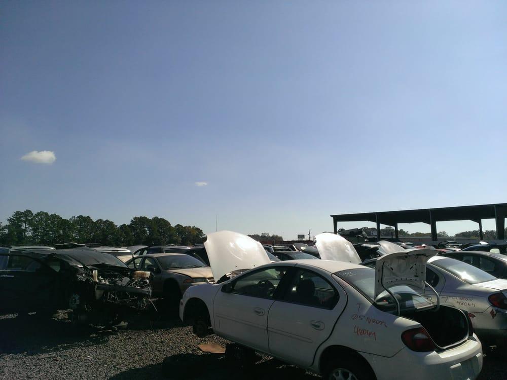 LKQ Pick Your Part of Charleston - Auto Parts & Supplies - North ...