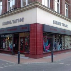 Samuel Taylor, Leeds, West Yorkshire