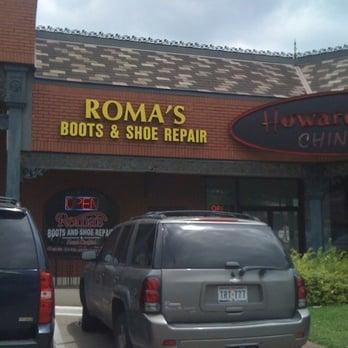 Roma Shoe Repair - Dallas, TX, United States
