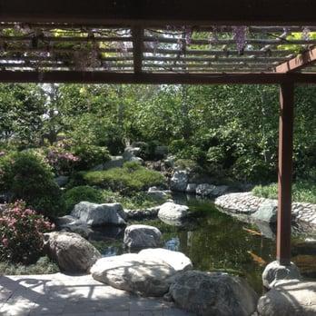 Japanese friendship garden balboa park san diego ca for Japanese friendship garden san jose koi fish