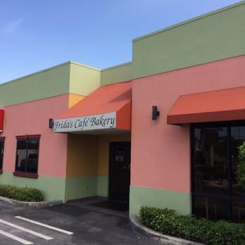 Frida S Cafe Bakery Largo Fl