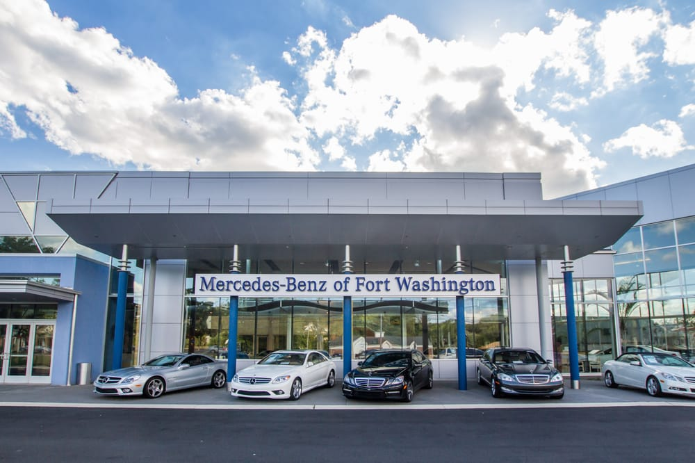 mercedes dealership ft washington pa