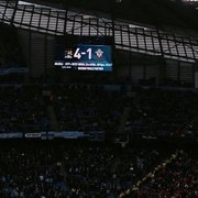 Etihad Stadium, Manchester, UK