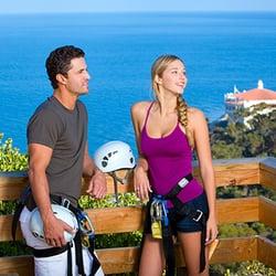 Catalina Zip Line Eco Tour Groupon