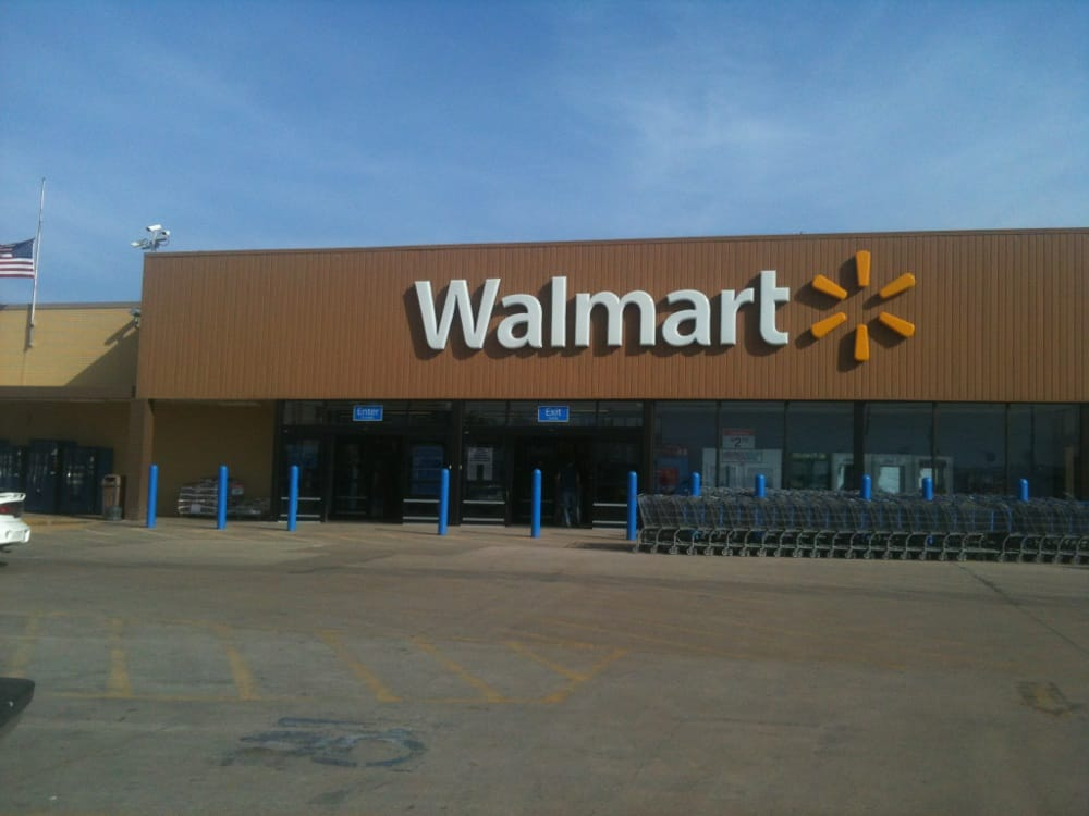 Walmart Department Store