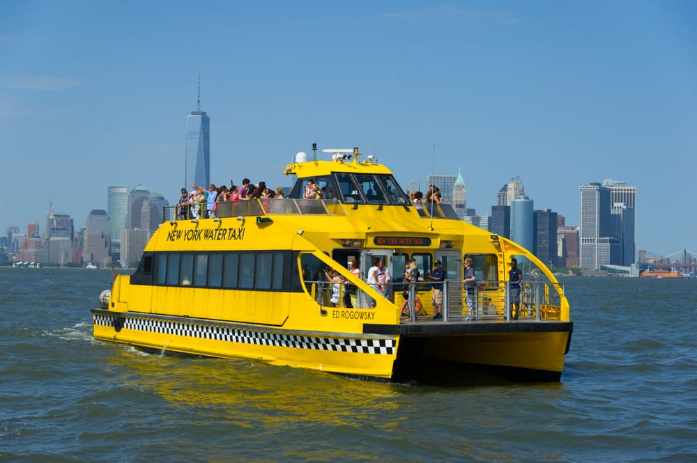 New york water taxi tours south street seaport new for Ikea brooklyn directions