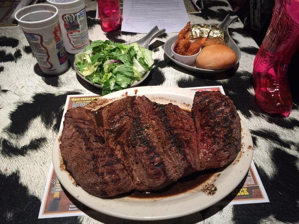 The Fantastic 72 Ounce 4 5lb Free Steak Challenge