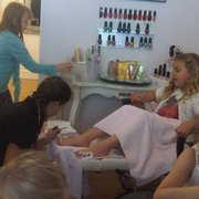 Mini Pedi childrens pamper parties