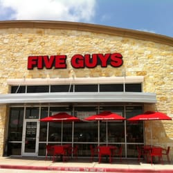 Five Guys Burgers And Fries League City Tx