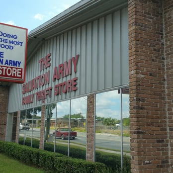 Salvation Army Thrift Store Home Pickup Ocala Thrift Stores 120 Nw 10th St Ocala Fl