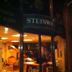 Steinway Hall, London, UK