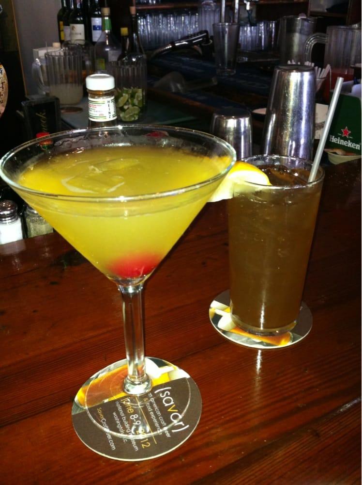 COL Brooks: afternoon delight! (try apple martini, NE iced tea) | Yelp