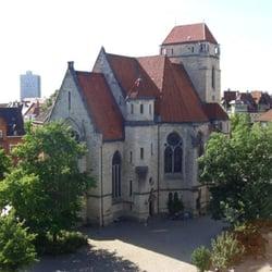 lutherkirche, Hannover, Niedersachsen