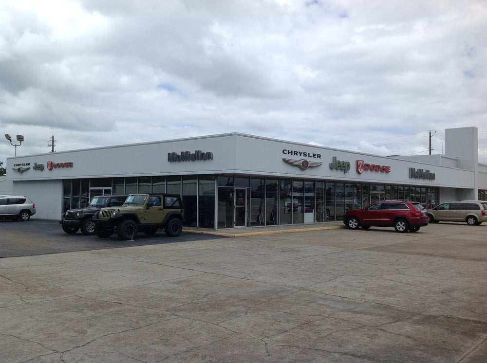 mcmullan motors car dealers hattiesburg ms united