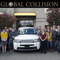 Global Collision logo