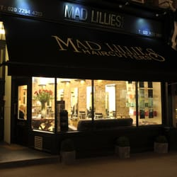 Mad Lillies is a buzzy salon right in the heart of London s Hampstead. Look out for the a beautiful red roses on reception.