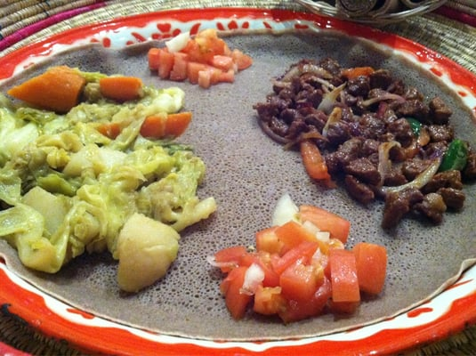 Bayu s authentic ethiopian cuisine st ngt hillcrest for Authentic ethiopian cuisine
