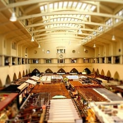 Markthalle von Innen