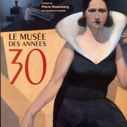 Musée des Années 30, Boulogne-Billancourt, Hauts-de-Seine, France