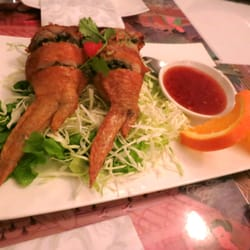 Yukol place thai cuisine marina cow hollow san for Angels thai cuisine