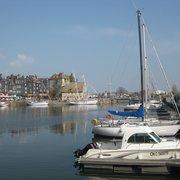 Port de Plaisance   Vieux Bassin, Honfleur, Calvados