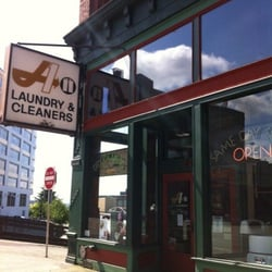 A-1-Laundry Inc - On the corner of 1st Ave & Battery St. - Seattle, WA, United States