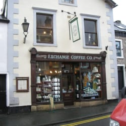Exchange Coffee Company, Clitheroe, Lancashire