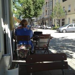 Sitzplätze draußen